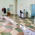 В детской поликлинике появилось отдельное помещение для пациентов с признаками ОРВИ