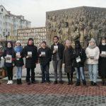 """Более 15 тысяч школьников посетили мемориал """"Тоболяков Бессмертный полк"""""""