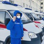 Шесть новых автомобилей пополнили автопарк тобольской больницы