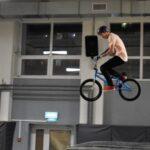 В Тобольске открылся первый крытый скейт-парк