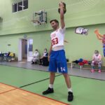 Тобольские футболисты и баскетболисты сдали нормы ГТО