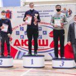 В Тобольске наградили победителей чемпионата города по мини-футболу