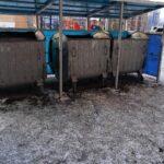 Новогодний мусор тоболяки выбросили на четвертый день года