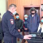 Тобольских студентов познакомили с работой экспертов-криминалистов