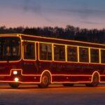 В Тобольске на Рождество введут дополнительные автобусные рейсы
