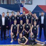 Тобольские баскетболисты помогли сборной региона выйти в финал первенства страны