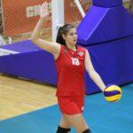 Тобольские волейболистки успешно выступают в полуфинале первенства России