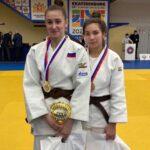 Любовь Тимофейчева завоевала золото всероссийских соревнований по дзюдо