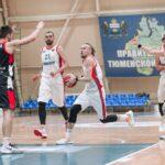 Тобольские баскетболисты поборются за выход в плей-оффво втором раунде чемпионата
