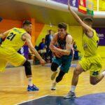 БК «Нефтехимик» переиграл ростовских баскетболистов