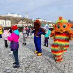 Танцевальный праздникпройдет на Базарной площади