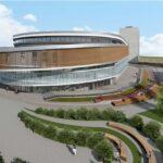 Центр гимнастики в Тобольске построят за 720 млн рублей
