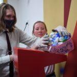 Тобольские школьники познакомились с переработкой пластика