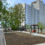 Новый сквер Михайлова откроют в день города