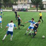 ФК «Тобол» сыграл вничью в Челябинске