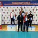 Тоболяк Александр Лонготкин стал чемпионом России в панкратионе