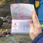 Найденный в тобольском мусоре паспорт вернули владельцу