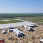 Строительство аэропорта в Тобольске вышло на завершающий этап