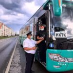 В Тобольске водители автобусов ездят без прав и не пристегнутые