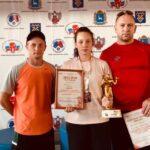 Ирина Желнина победила на всероссийских соревнованиях по боксу в Тольятти