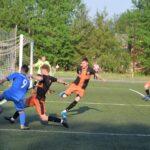 Тобольские футболисты сыграли вничью в Коркино