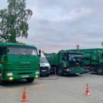 Глава Тобольска призвал горожан сообщать о больших лужах в городе
