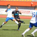 Тобольские футболисты одержали третью победу подряд