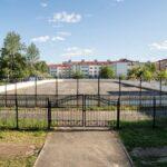 В Тобольске старый хоккейный корт заменят всесезонную спортплощадку