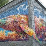 В Тобольске подстанции СУЭНКО стали арт-объектами