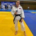 Дзюдоистка Татьяна Зольникова отличилась на турнире в Санкт-Петербурге
