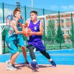 Любители стритбола в Тобольске играют все лето
