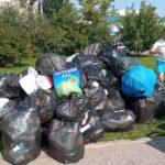 Участники «ЭКОточки» в Тобольске собрали почти 400 кг пластика