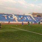 Тобольские футболисты одержали крупную победу в речном дерби