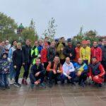 Максим Афанасьев отметил день рождения посадкой деревьев