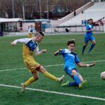 Тобольские футболисты потерпели поражение в Перми
