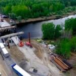 Мост на трассе Тюмень-Тобольск открыли после ремонта