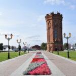 В Тобольске реконструируют водонапорную башню у кремля