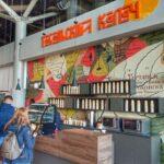 В аэропорту Тобольска можно будет съесть калач и купить сувениры