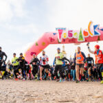 Тобольский полумарафон собрал бегунов со всей России